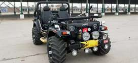 Open jeeps modifid