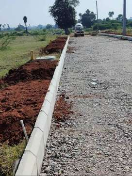 PLOTS ARE AVAILABLE IN Sagar Highway  with all developments