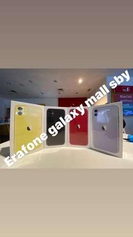 iPhone 11 64 NEW NEW RESMI IBOX