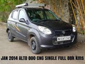 Maruti Suzuki Alto 800 Lxi CNG, 2014, CNG & Hybrids