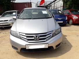 Honda City 1.5 E MT, 2012, Petrol
