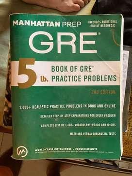 Manharran PREP GRE 2nd edition