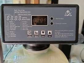 Filter Fiber1054 dengan media Full Automatic dengan instalasi