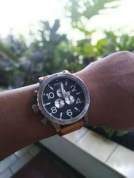 Jual jam tangan Nixon 51-30 Chrono