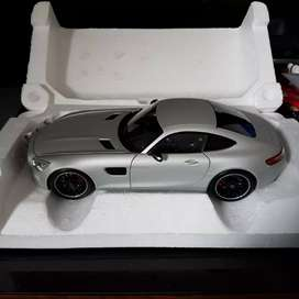 Mercedes Diecast GTS AMG By Norev