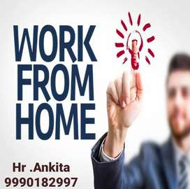 Home based part time job for handwritting and