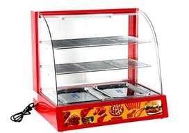 Dijual Display Warmer / Penghangat Makanan