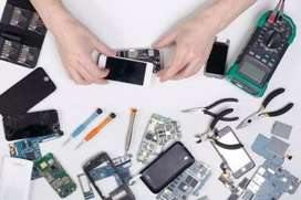 All kinds of iPhone mobile screen repairing at Your home