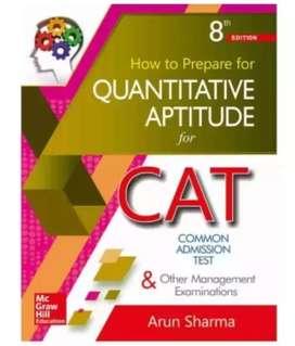 CAT BOOKS ARUN SHARMA EBOOKS