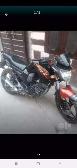 Single hand bike , very good condition