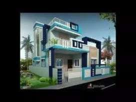 Sale 130 Gaj Duplex House BDA Approved North City Colony