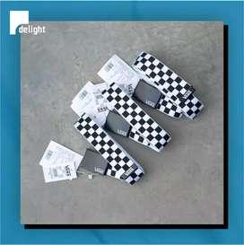 Vans Belt Checkerboard Black White Original