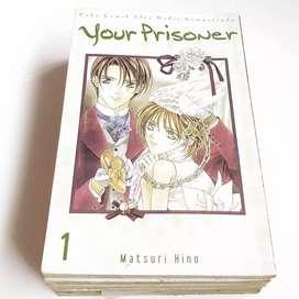 Komik Your Prisoner 1-5 Tamat
