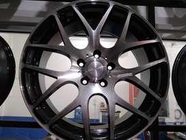 Ready Stock Velg Mobil Captiva, Silvia, Grand Vitara dll R18 HSR P40