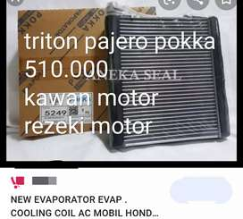 Evaporator ac triton pajero sport
