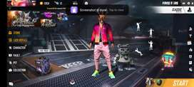 Free fire I'd for sell