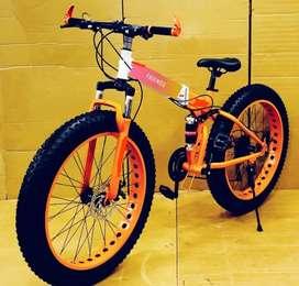Fat Folding Cycle 21 gears