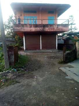 Land and Building situated at prime location in BISWANATH CHARIALI Bam