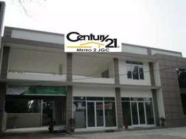 Dijual bangunan bengkel di cibubur, jakarta timur