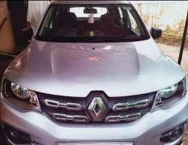 Renault Kwid EV 2017 Petrol Good Condition