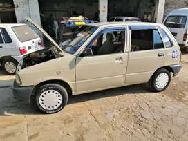 Suzuki Mehran 1989 model 2017 registered