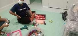 Jual jadwal sholat digital Surabaya