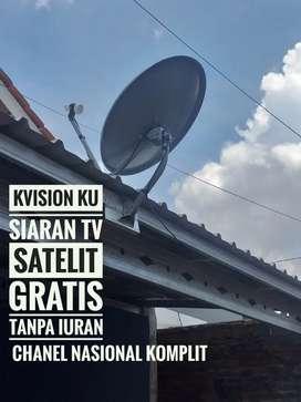 Antena/parabola KVision Ku Purwakarta