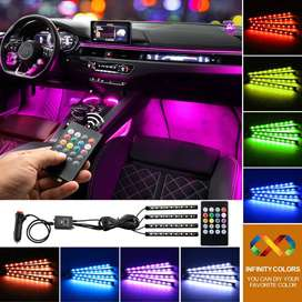 Car interior atmosphere light in Lowest price All over pakistan