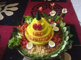 REMEN nasi box nasi kuning tumpeng