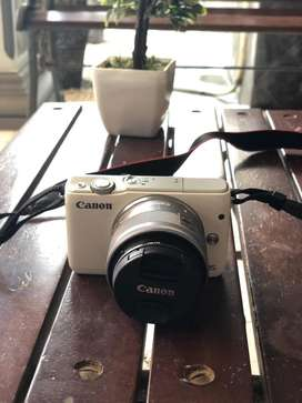 Canon Eos M10 Mirrorlens