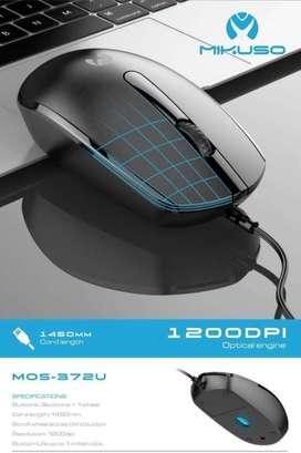 Nisuta Mikuso MOS-372U Optical Mouse
