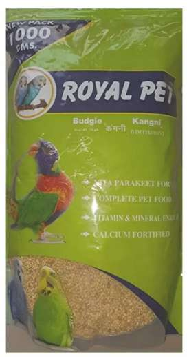 All types of pet food and accessories available