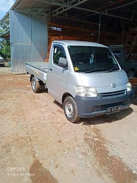 Mobil Gran Max Pick-Up (Area Pagaralam, Sumatera Selatan)