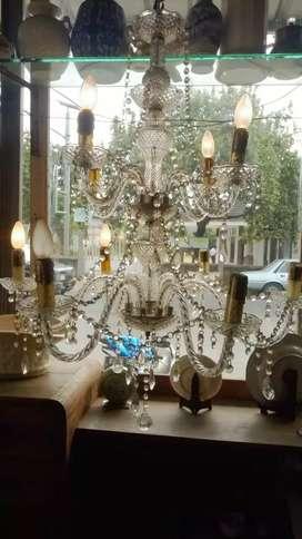 Lampu kristal MEWAH