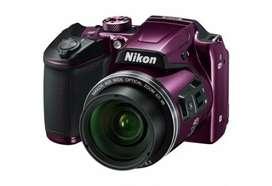 Nikon Coolpix B500 Digital Camera (Purple)