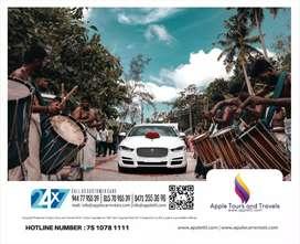 Wedding cars BMW Audi jaguar Benz