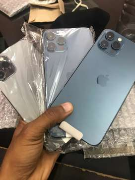 Indian iPhone 12 pro max 512GB with 1 year plus apple care warranty