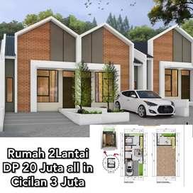 MODAL 20 JUTA Sudah dapat Rumah Mainroad di Padalarang Bandung Barat !