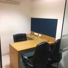 Fully Furnished office New Furniture On Rent At Navrangpura