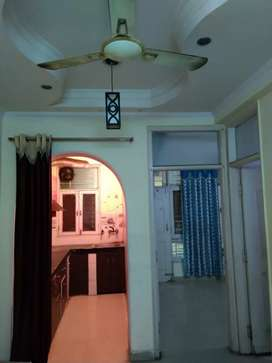 2bhk fully furnished price-15000/- in nearby noida and metro station
