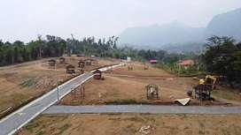 HANYA 8 UNIT, PROMO TANAH KAVLING MURAH DEKAT JALAN RAYA DEKAT JAKARTA
