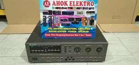 3G Audio AK-400 Stereo mixing karaoke Amplifier