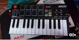 Midi keyboard Akai mpk2
