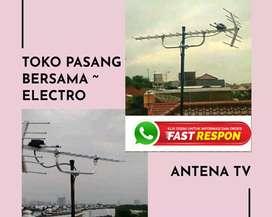 Terpercaya Toko Pasang Sinyal Antena TV