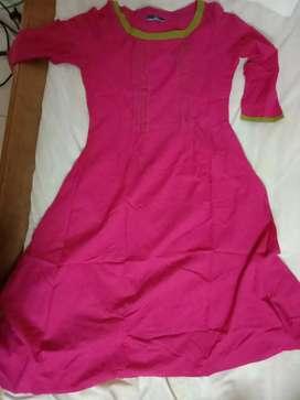 Brand New Pink Kurta