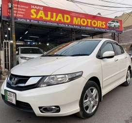 Honda City 1500cc Prosmatec Model 2019