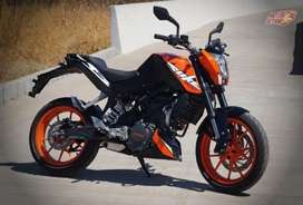 Duke    200 finance ns200 rs200 rc200 etc...