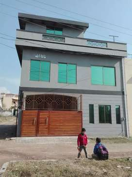 5 Marla Double story Corner House Available in Bani gala.