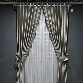 Tirai Curtain Hordeng Blinds Gordyn Gorden Korden Wallpaper 20..06hh38