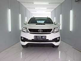 Toyota Fortuner Trd Vnt at thn 2014